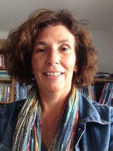 drs. Ineke van Oeveren, docent Nederlandse taal